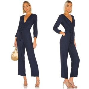 1. State jumpsuit in night blue